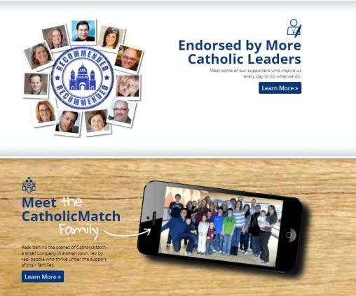 catholic dating websites for free Catholicpeoplemeetcom is the premier online catholic dating service catholic singles are online now in our large online catholic dating community.
