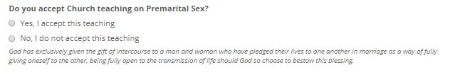Catholic Singles Question 11