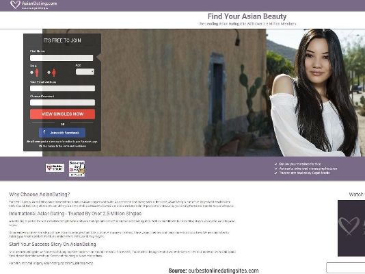 Homepage-Asian Dating