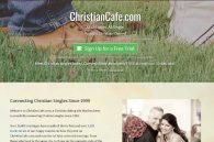 Feature Review: The Christian Café Matchmaking Process