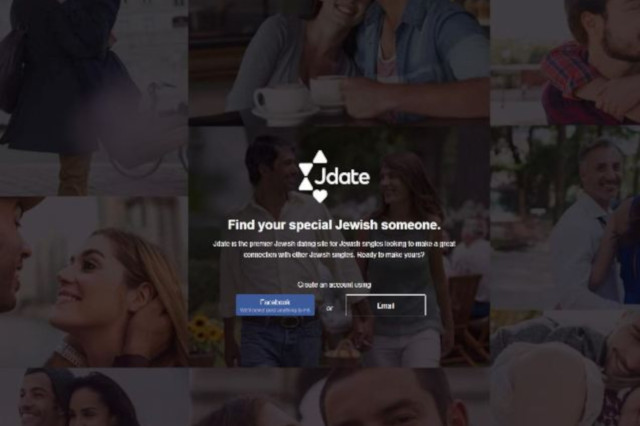 Jdate dating app screenshot